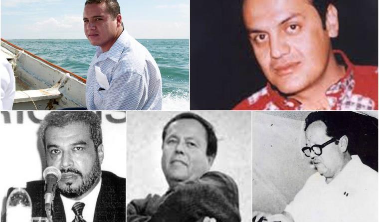 En manos de la CIDH, cinco casos de periodistas mexicanos