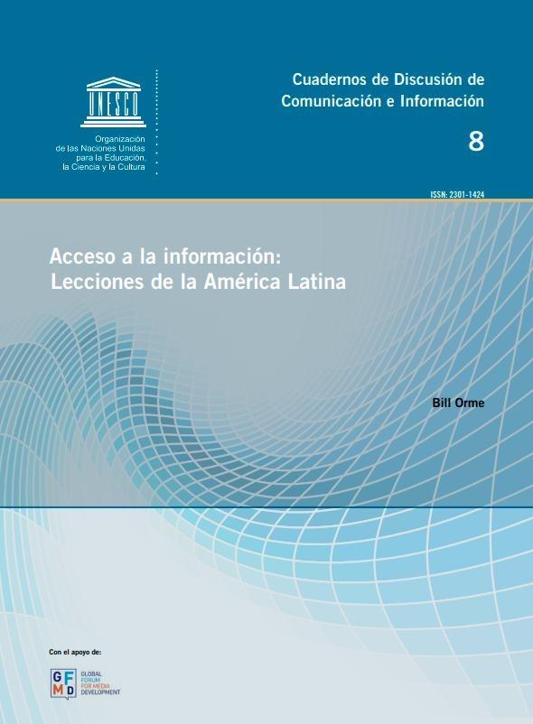 Acceso a la información:  Lecciones de la América Latina