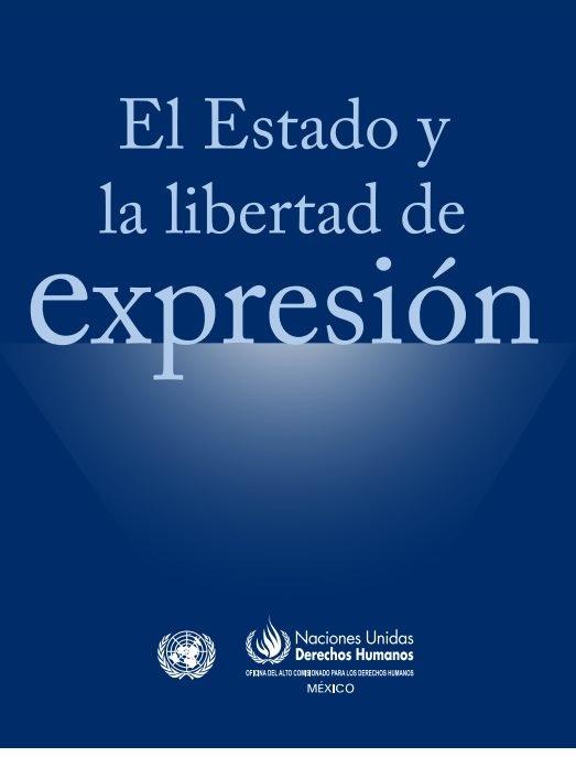 El Estado y la libertad de expresión