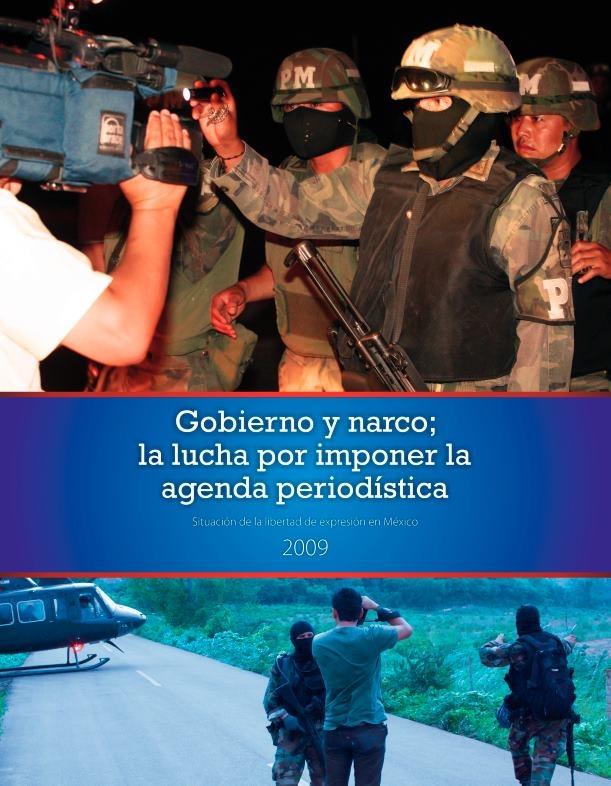 Gobierno y narco; la lucha por imponer la agenda periodística