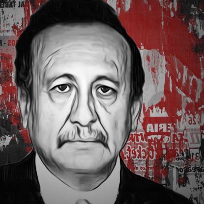 """José Antonio García Apac """"El Chino"""""""