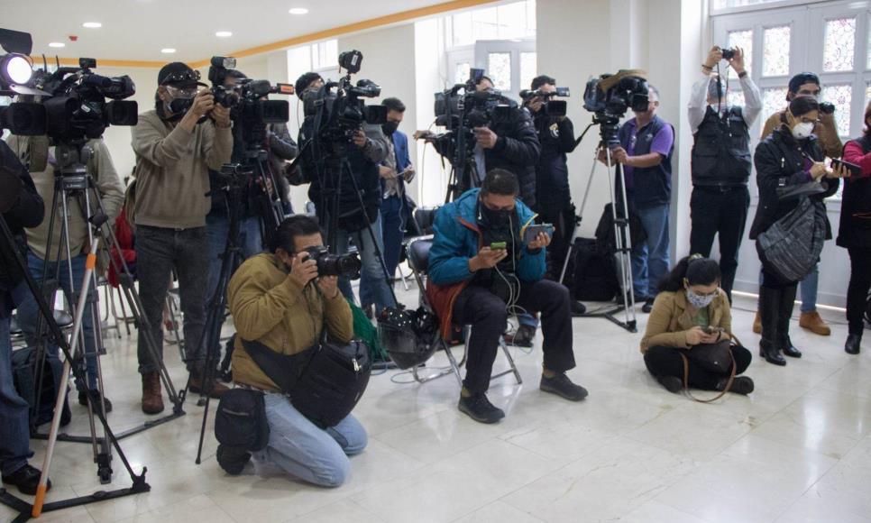 La pandemia agravó la situación de los periodistas en México
