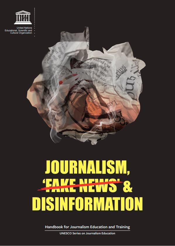"""Journalism, """"Fake News"""" & Disinformation"""
