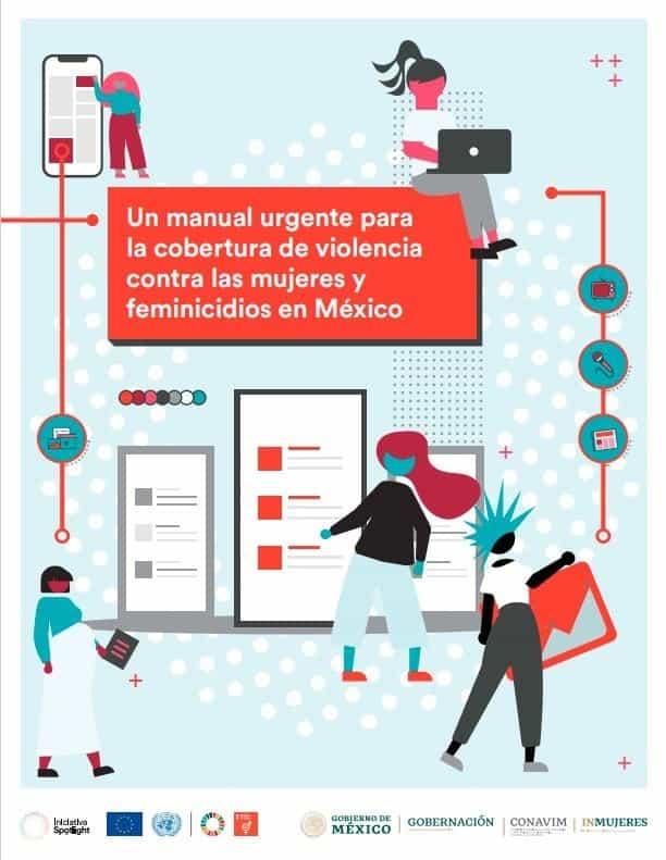 Un manual urgente para cobertura de violencia contra mujeres y feminicidios
