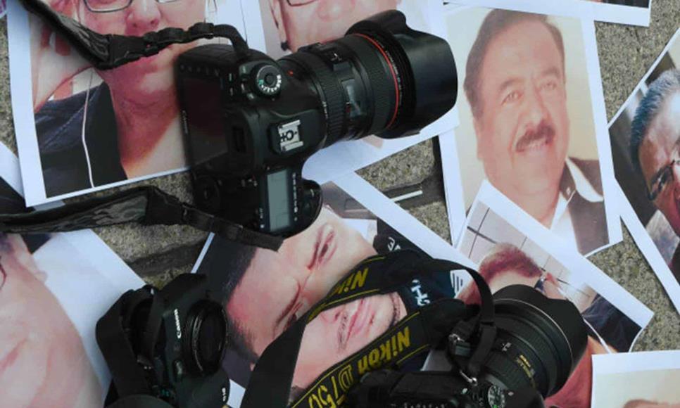 Los cinco estados mexicanos más peligrosos para el periodismo