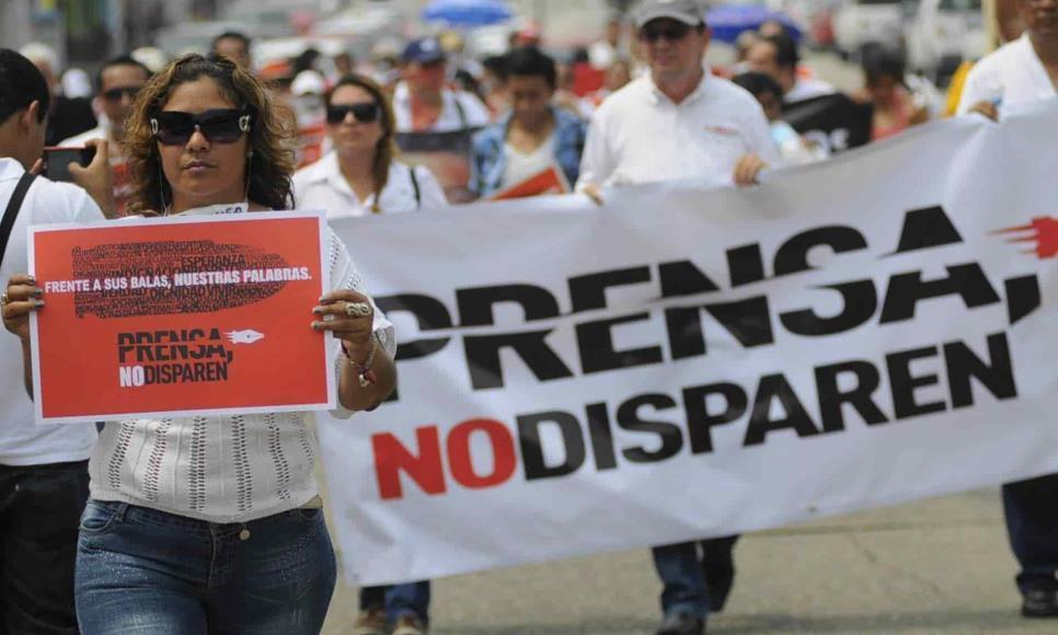 Medios se unen en defensa de libertad de prensa y contra amenazas